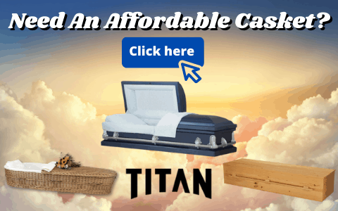 Affordable caskets from Titan Caskets